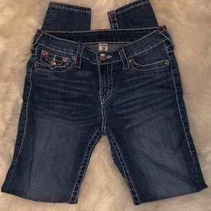 True Religion super skinny jeans (Size 27)